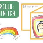 """Schreiben mit der Anlauttabelle: Ein """"Das bin ich""""-Leporello"""